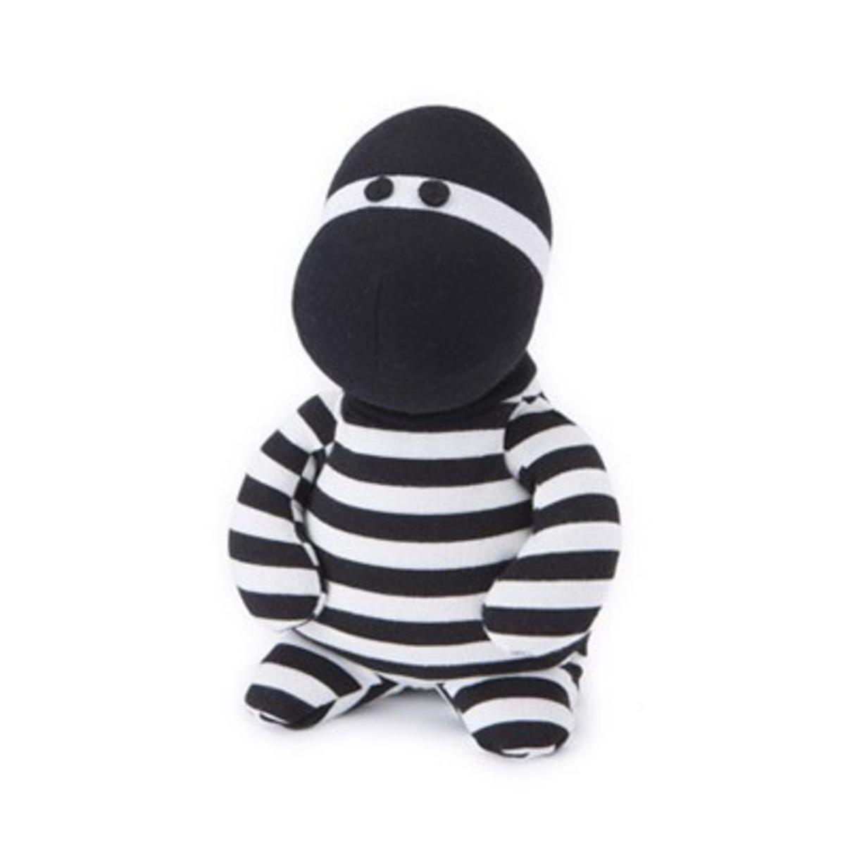 Затоплящ се Мистър Бандит Socky Dolls Mr Bandit