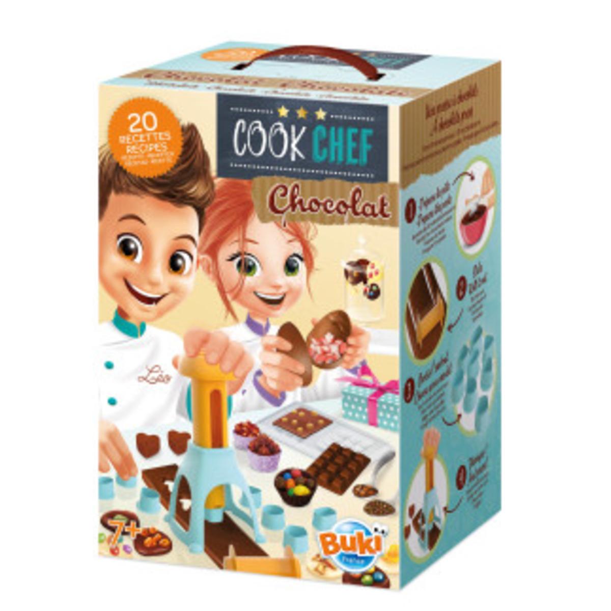 Buki Шеф Готвач – Шоколад