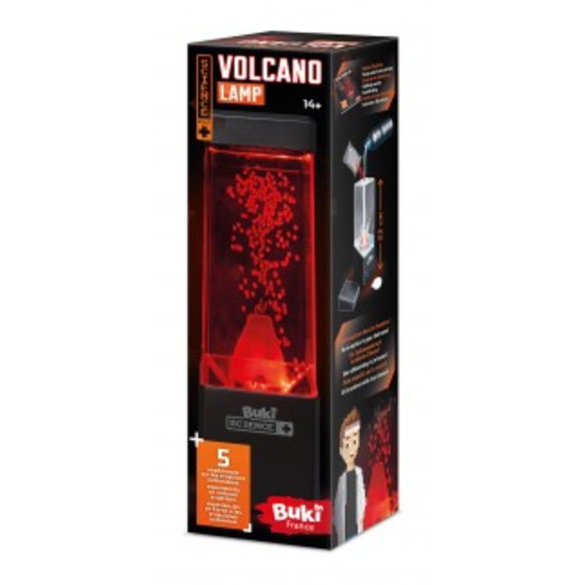 Buki Вулканична лампа