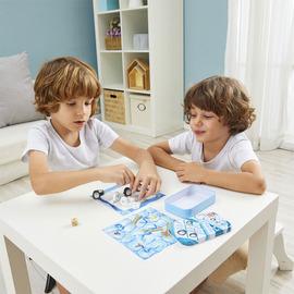 Детски мини игри Морски шах и Змии и стълби Hape