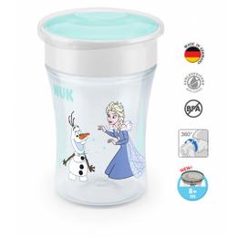 NUK чаша Magic Cup 230мл, 8+м. FROZEN Princess