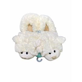 Плюшени нагряващи се Чехли Овца за деца Cozy Head Kids Sheep